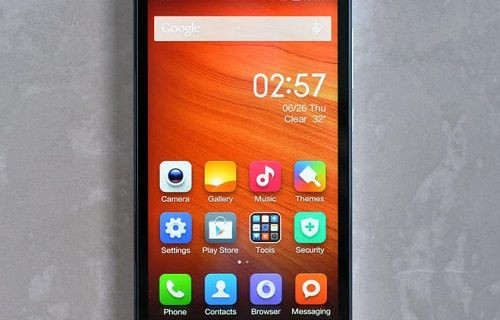 Xiaomi'nin 65 dolarlık telefonu ortaya çıktı