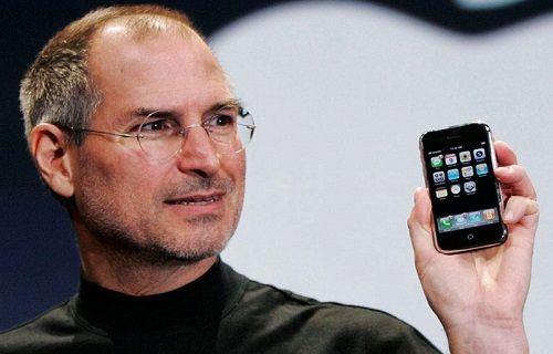 İlk iPhone bundan tam 8 yıl önce tanıtıldı