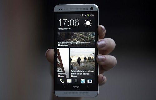 Android 5.0 çalıştıran HTC One M7'nin videosu yayınlandı