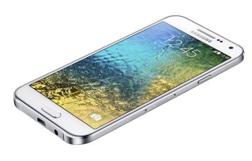 Samsung Galaxy E5 Avrupa'da listelendi