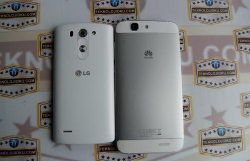 Huawei Ascend G7 ve LG G3 Beat fotoğraf karşılaştırma testi