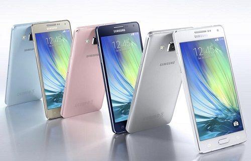 Samsung Galaxy A3 ve Galaxy A5 Türkiye'de!