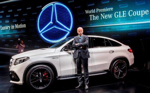Mercedes'ten BMW X6'ya dev rakip