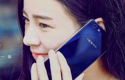 Oppo yeni akıllı telefonu R1C'yi tanıttı