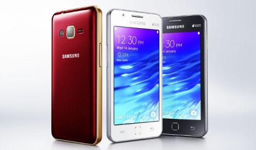 Tizenli Samsung Z3 geliyor!