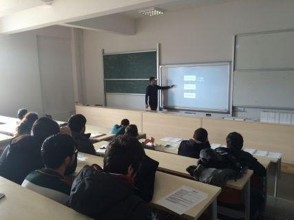 Geleceğin mühendislerine yön veren ITalentRoadshow programı 2014 yılında da devam etti