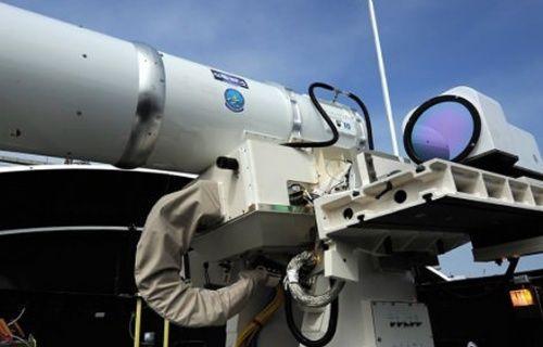 Milli lazer silahının ilk prototipi hazırlandı