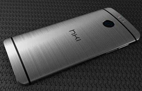 HTC Hima Ace (ya da M9) için konsept çalışması [Uçtan uca ekran, 3 LED flaş]