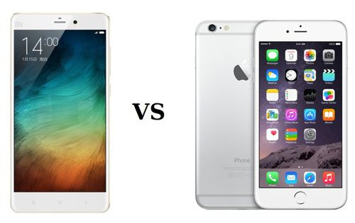 iPhone'u getiren Xiaomi Mi Note'u götürecek!