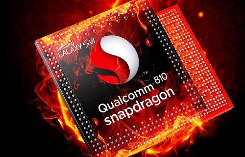 Qualcomm, Samsung için Snapdragon 810'u güncelleyebilir