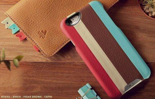 iPhone 6 için en iyi deri kılıflar