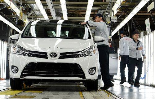 Toyota, Türkiye'deki yatırımlarını artırıyor