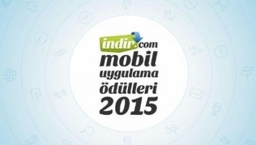 2. indir.com Mobil Uygulama Ödülleri' yarışması başlıyor