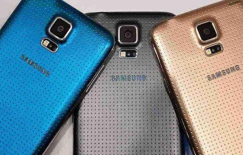 Galaxy S'ten Galaxy S5'e kamera evrimi