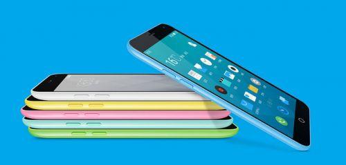 En uygun fiyatlı akıllı telefon 'Meizu Blue Charm' tanıtıldı
