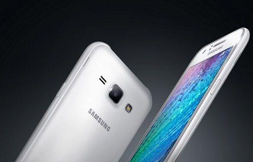 Samsung Galaxy J1 resmiyet kazandı