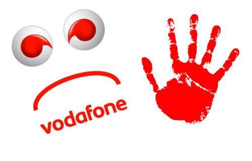 Vodafone, aba altından nasıl sopa gösterir?