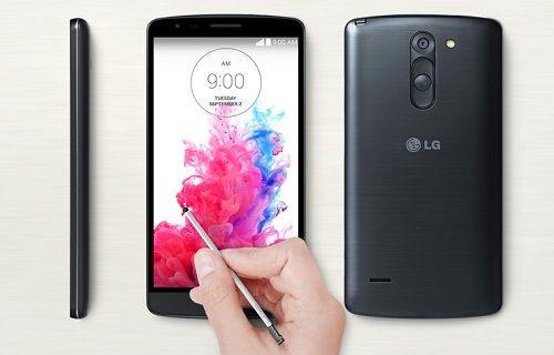 LG kalem destekli orta düzey LG G4 Stylus akıllı telefonu hazırlıyor