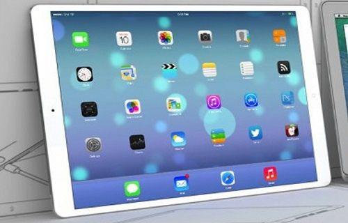 Apple'ın 12,9-inçlik tableti ince ve hafif olacak, büyük bir pille donatılacak