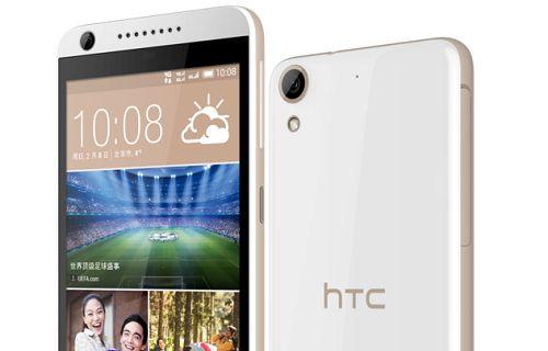 HTC Desire 626 özellikleriyle beraber gün yüzüne çıktı