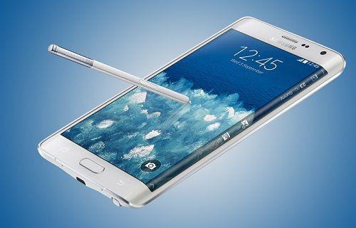 Samsung, Galaxy Note Edge'in satış rakamını açıkladı