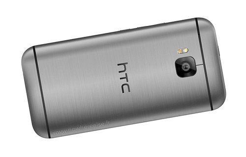 HTC One M9'un tasarımı şekilleniyor