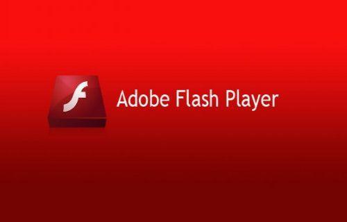 Flash Player eklentisi devre dışı bırakıldı hatası?