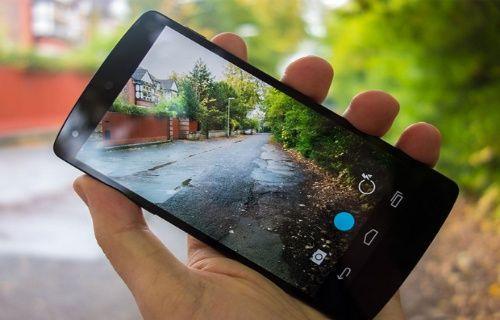 Android'li telefonunuzdaki tuş kilidini unutun!