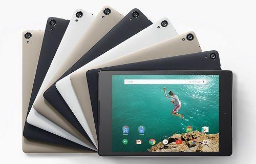 HTC, Nexus 9 benzeri bir tablet hazırlıyor