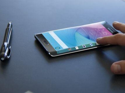Galaxy S6 Edge'ın tasarımı ortaya çıktı