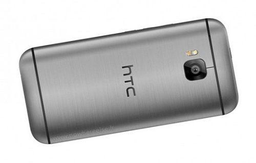 HTC One M9'da 20MP Toshiba sensör kullanılabilir