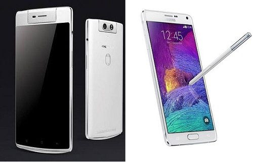 Oppo N3 ve Samsung Galaxy Note 4 fotoğraf karşılaştırma testi