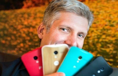 Motorola başkanından iddialı açıklama: Samsung yakında düşüşe geçecek!