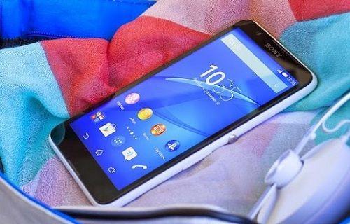 Sony'den yeni bir akıllı telefon: Xperia E4