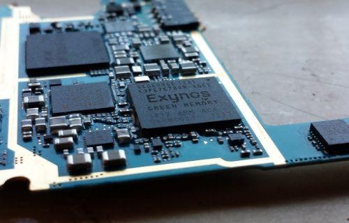 Samsung'un yeni 14 nm mimarili Exynos işlemcileri sızdırıldı!