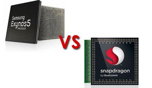 Hangi işlemci daha hızlı? Snapdragon 810 vs Exynos 7420