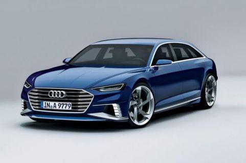 İşte Audi'nin tanıtacağı otomobil konsepti Audi Prologue Avant!