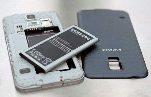 Samsung Galaxy S6'da 2.600 mAh kapasiteli pil kullanılabilir