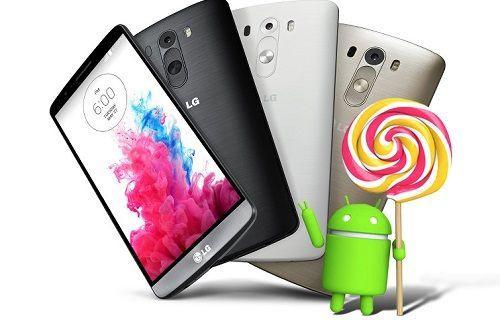 LG G3 - KitKat ve Lollipop arayüz karşılaştırması