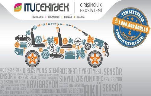 İTÜ Çekirdek'ten gelişen otomotiv sektörüne destek