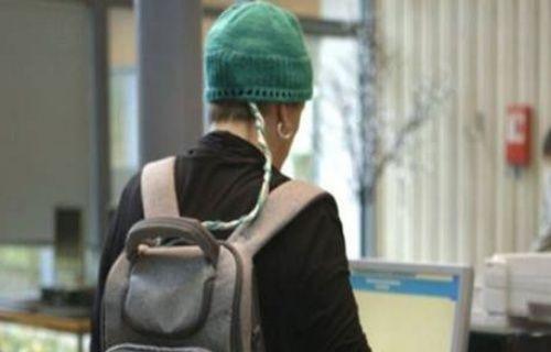 Kanseri yavaşlatan şapka geliştirildi!