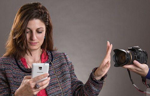 Galaxy Note 4, Canon DSLR ve iPhone 6 Plus kör kamera testinde yarıştı