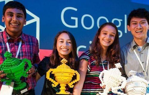 Google Bilim Fuarı 2015 'Dünyayı değiştirecek öğrenciler arıyor'