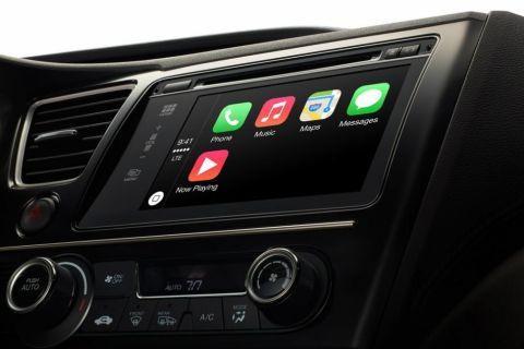 Apple CarPlay en iyi otomobil uygulaması seçildi!