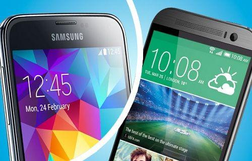 Galaxy S6 ve One M9'da beklenen 5 ortak özellik