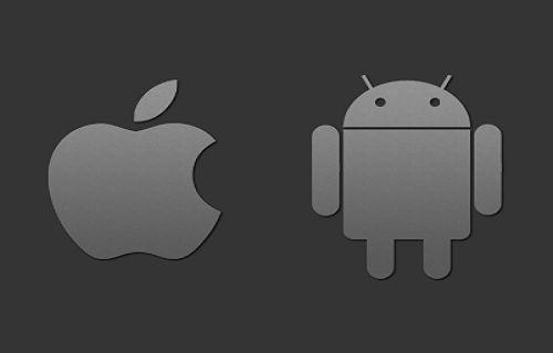 Android ve iOS akıllı telefon pazarına hükmediyor