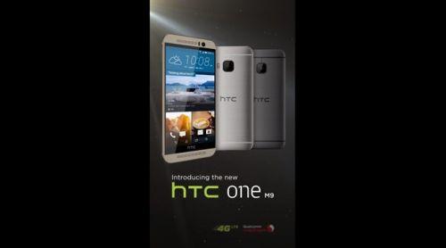 İşte HTC One M9'un tasarımı, yeni Sense ve kamera arayüzü