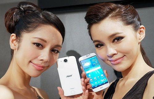 Acer MWC 2015 için ilk ipucunu verdi