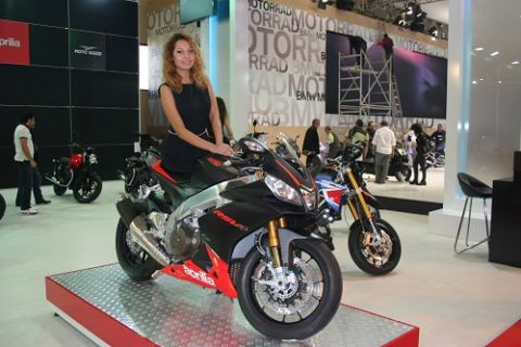 Ferco Motor, Piaggio Group'un 5 Yeni Modelini Eurasia Moto Bike Fuarında Tanıttı