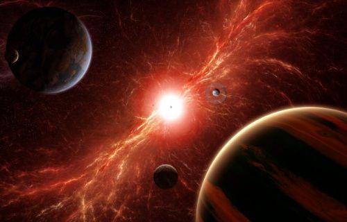 Zamanın başlangıcından kalma bir 'kozmik canavar' keşfedildi!